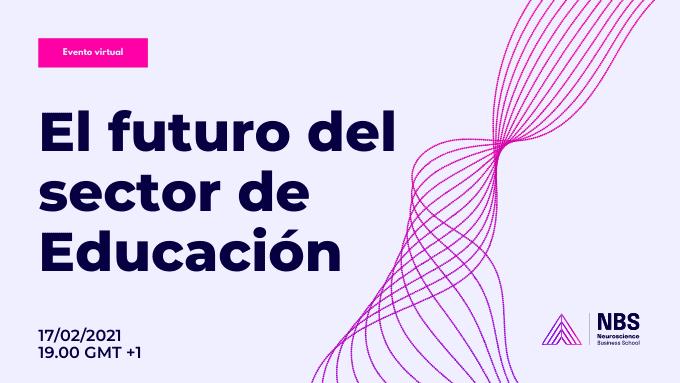 El futuro del sector de educación